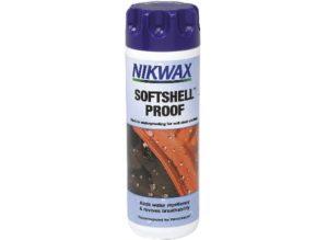 Nikwax Softshell Proof – Wasch Imprägnierung für Softshell