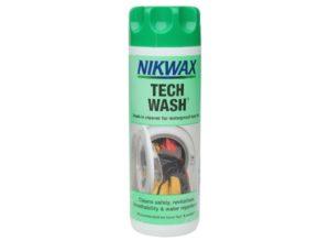 NIKWAX TechWash Waschmittel für Softshelljacken